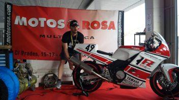 Preparación motos de competición